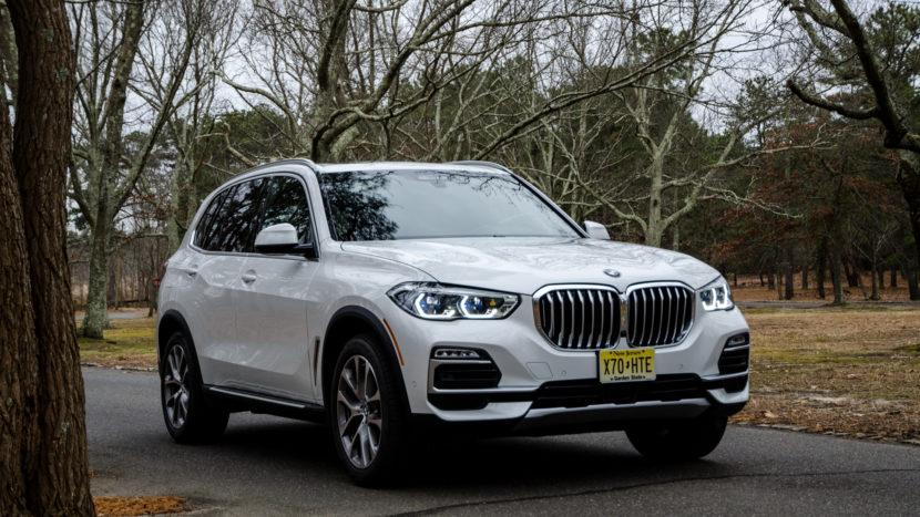 2019 BMW X5 xDrive40i 9 of 46 830x467