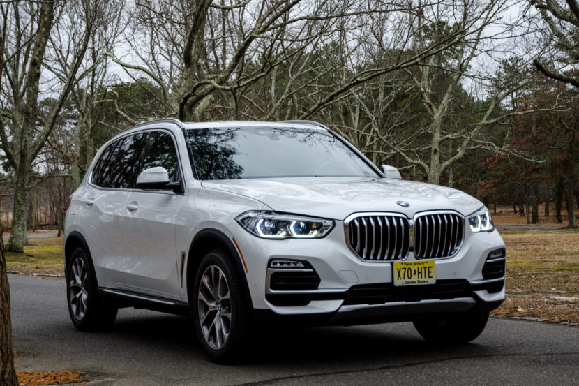 2019 BMW X5 xDrive40i 9 of 46 830x553