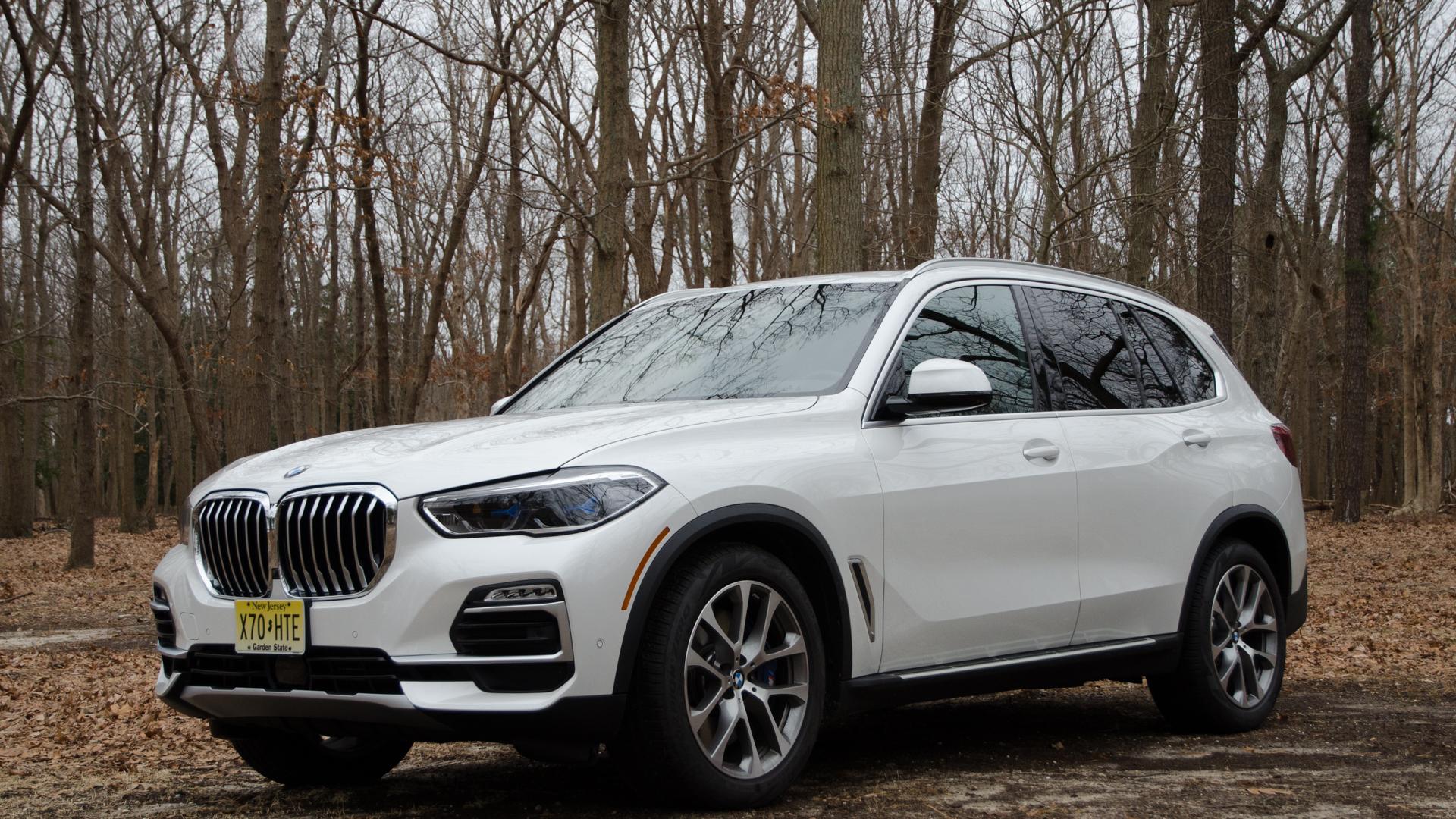2019 BMW X5 xDrive40i E53 X5 Comparison 1 of 2