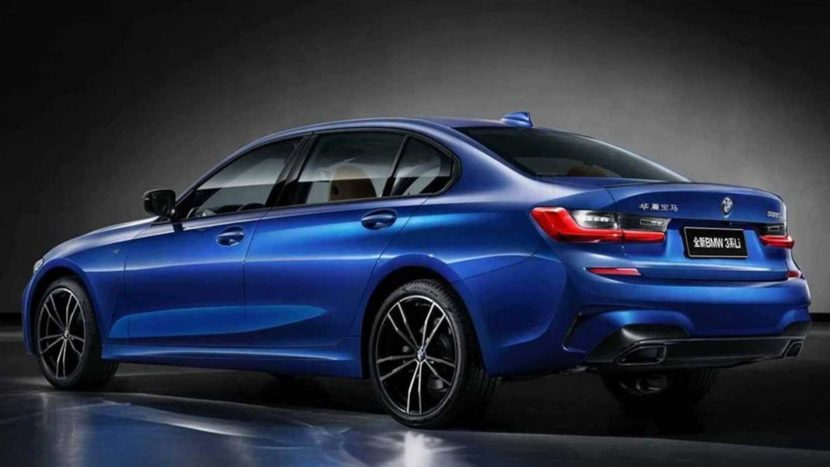 2019 bmw 3 series long wheelbase cn spec 830x467