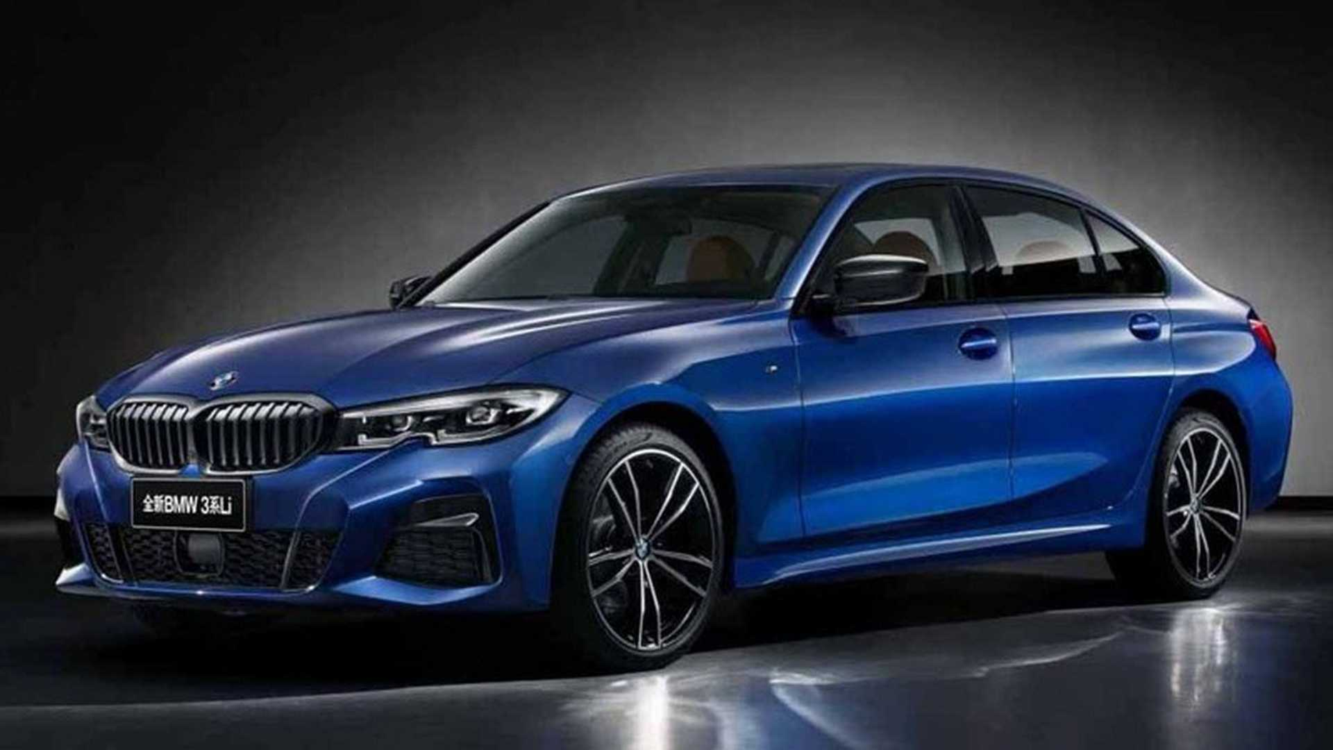 2019 bmw 3 series long wheelbase cn spec2