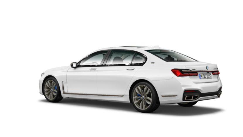 restyling della BMW Serie 7