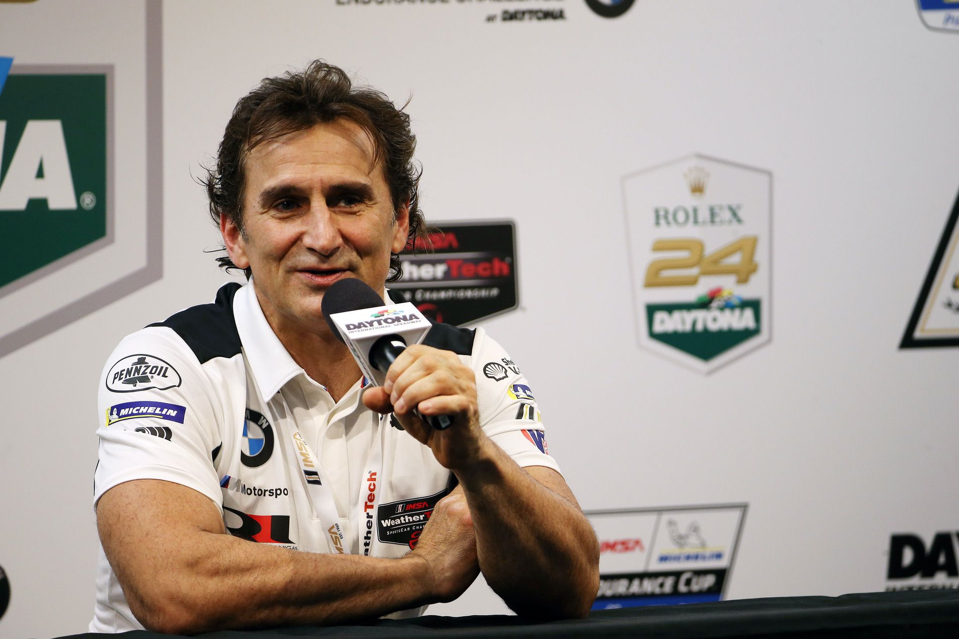 Alex Zanardi Daytona 01