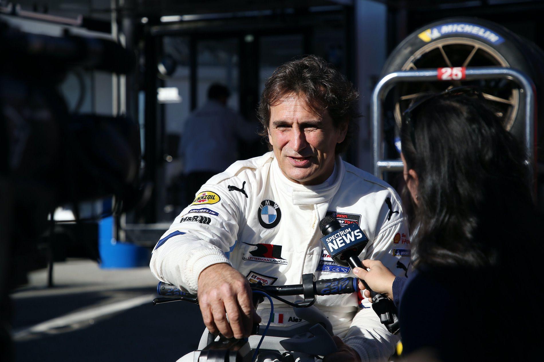 Alex Zanardi Daytona 04