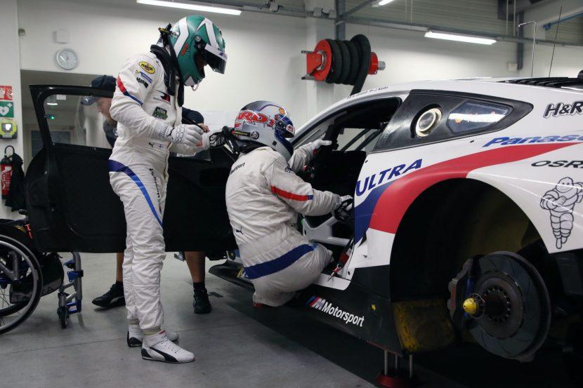 Alex Zanardi Daytona driver change 01 830x553