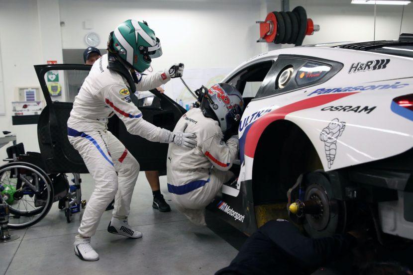 Alex Zanardi Daytona driver change 03 830x553