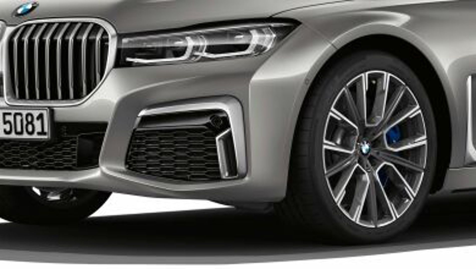 The BMW 7 Series Facelift leaks continue