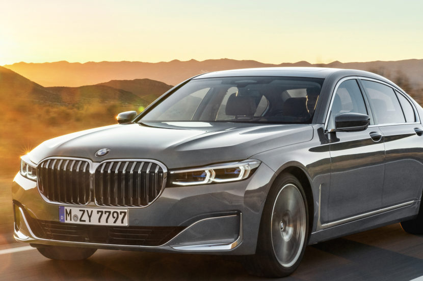 BMW 7 Series LCI vs Pre LCI 7 of 14 830x553