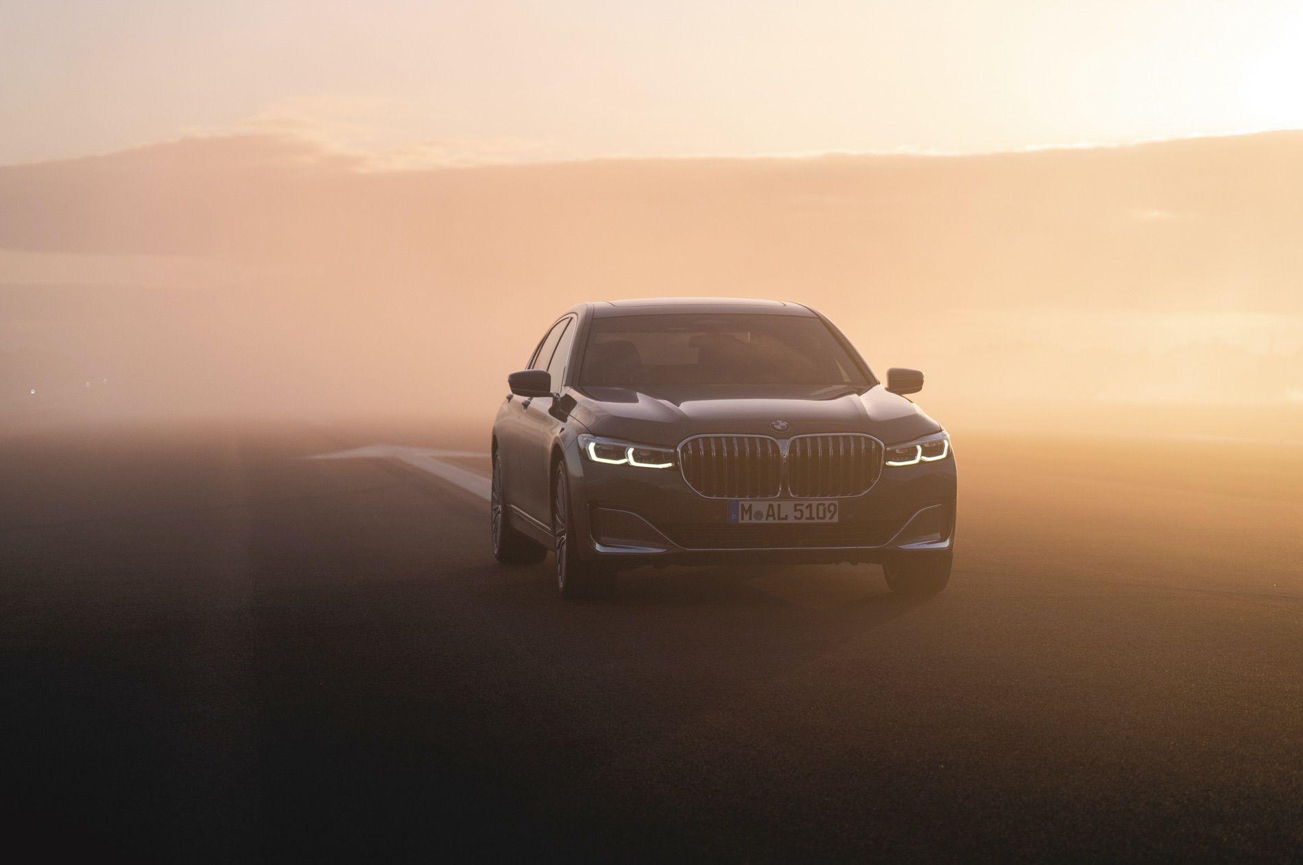BMW 7 Series Launch Film 02