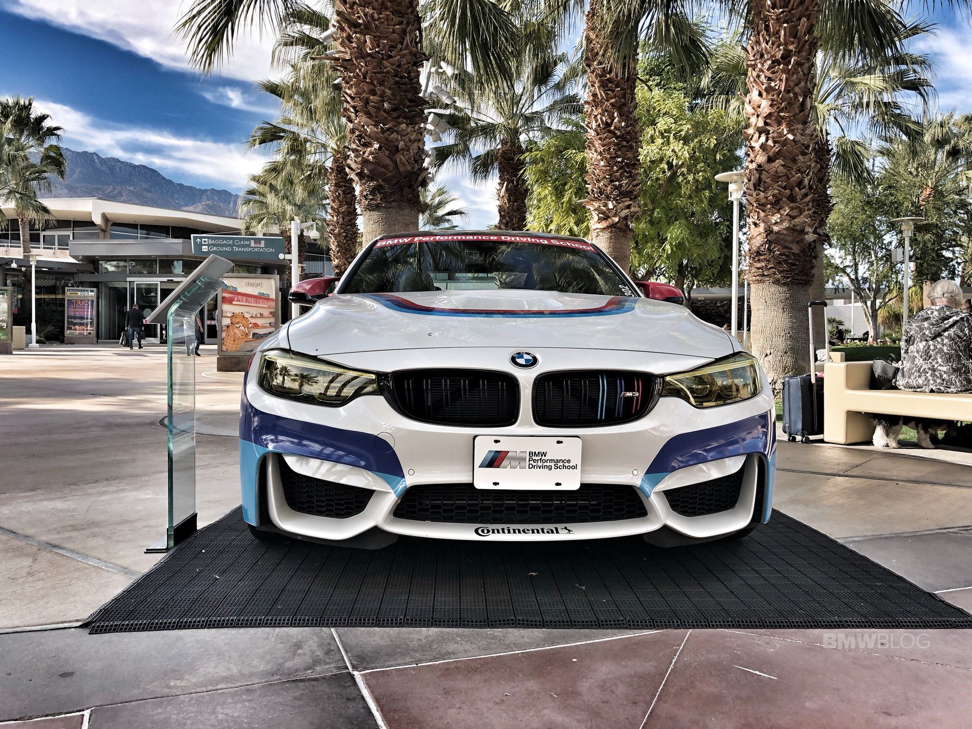 Bmw Driving School >> The Perfect Birthday Gift The Bmw M School