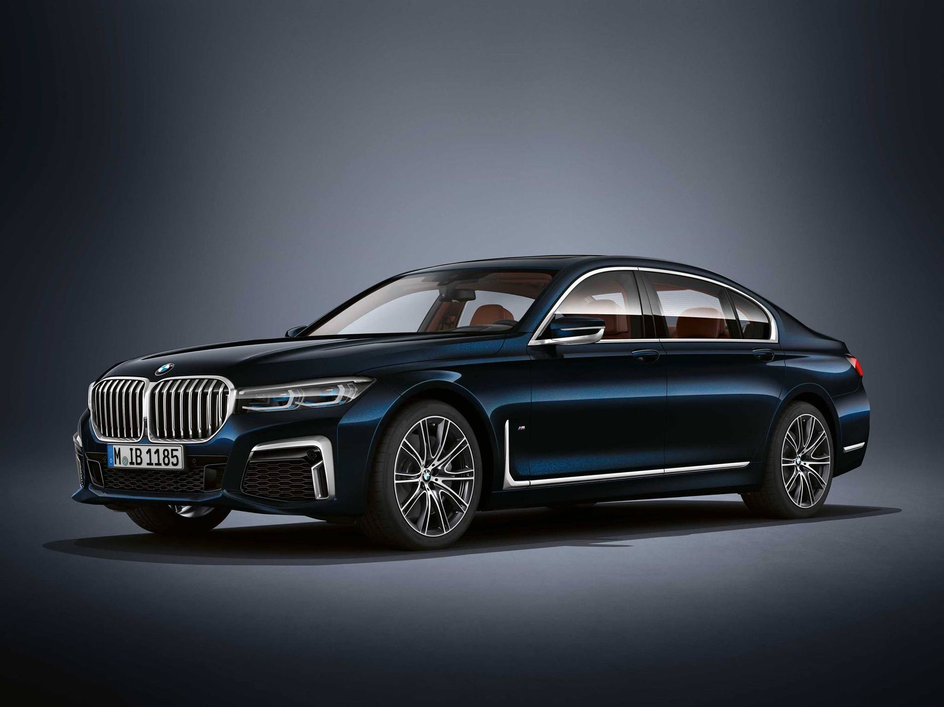 BMW Individual 7 Series Facelift 08