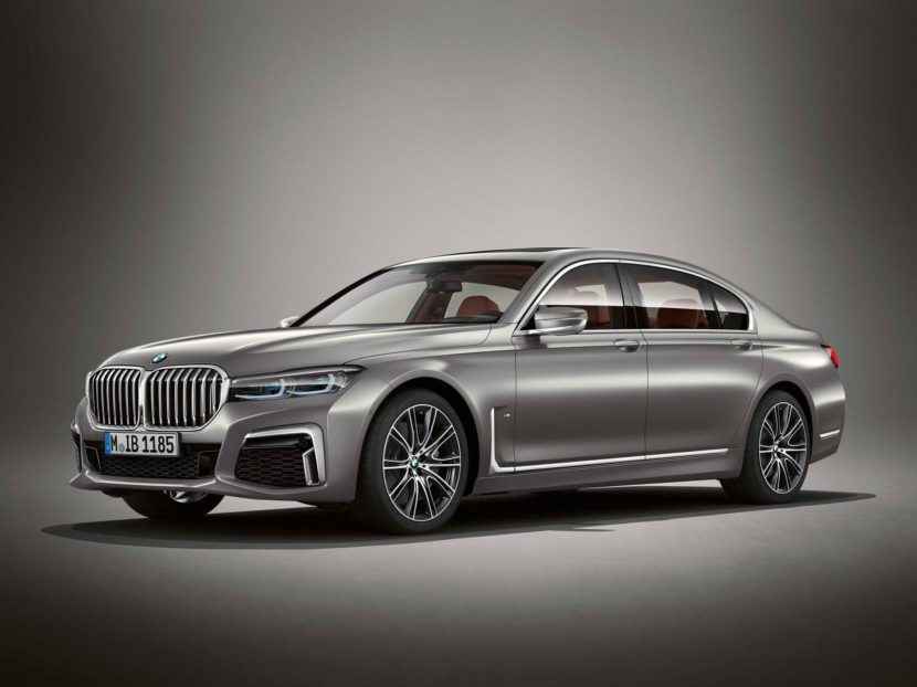 BMW Individual 7 Series Facelift 11 830x622