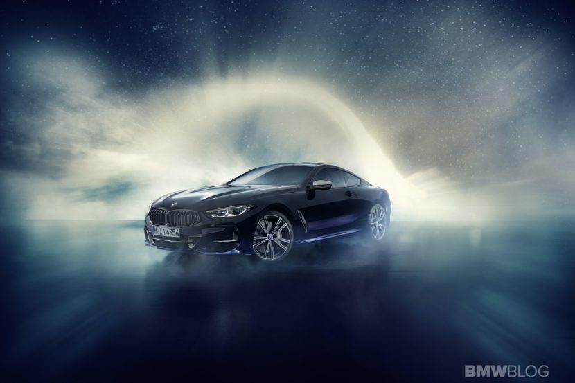 BMW Individual M850i Night Sky 02 830x553