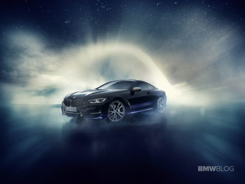 BMW Individual M850i Night Sky 02 830x623