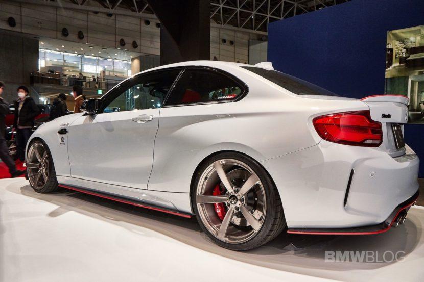 BMW M2 Competition 3D Design Studie JP 05 830x553