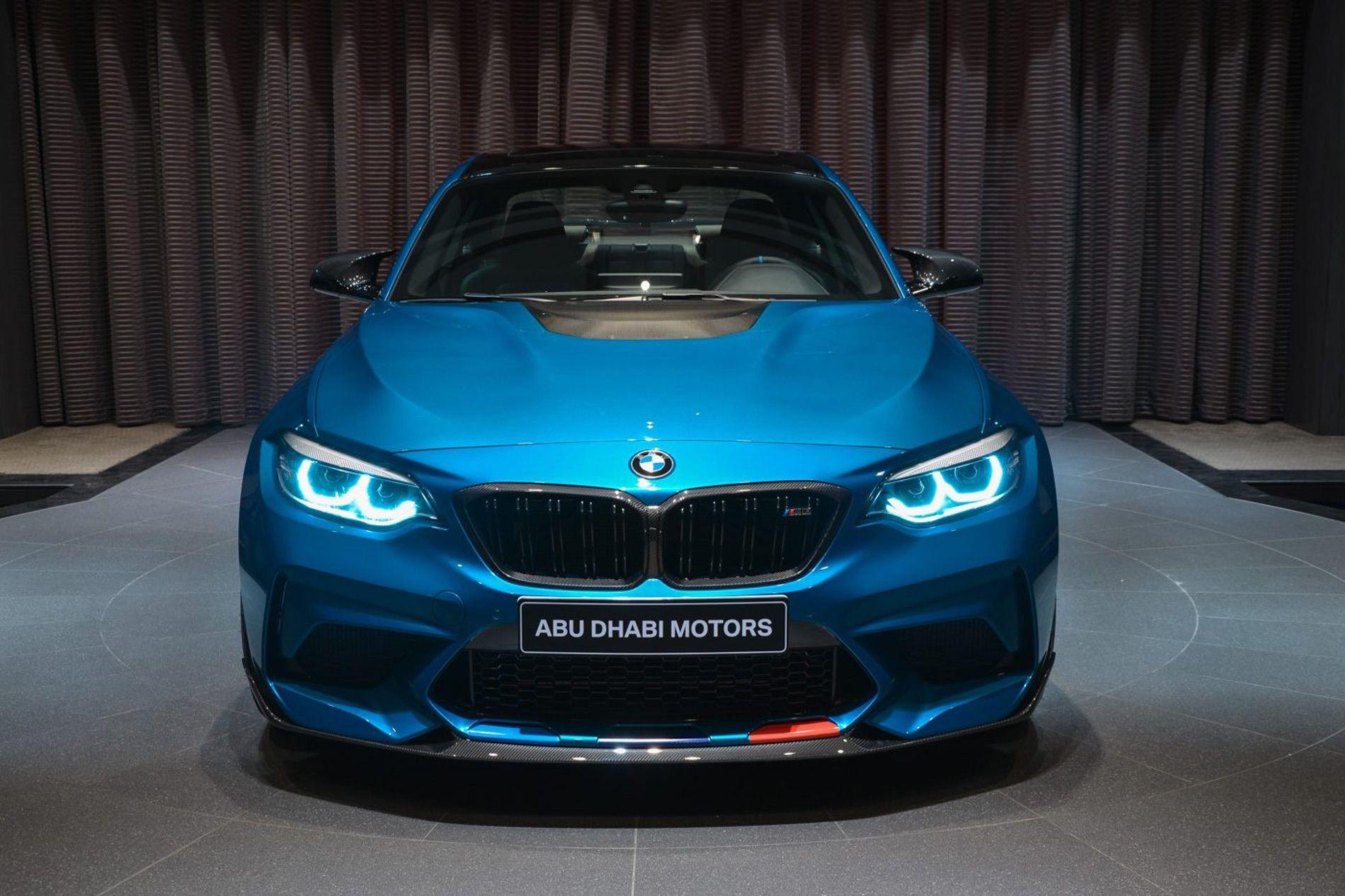 BMW M2 Long Beach Blue 20