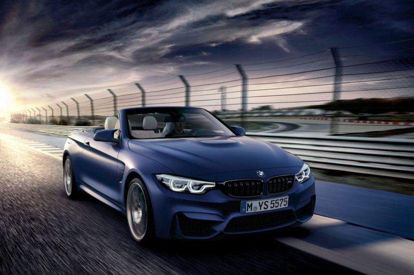 BMW M4 4 Series Update 2019 9 830x553