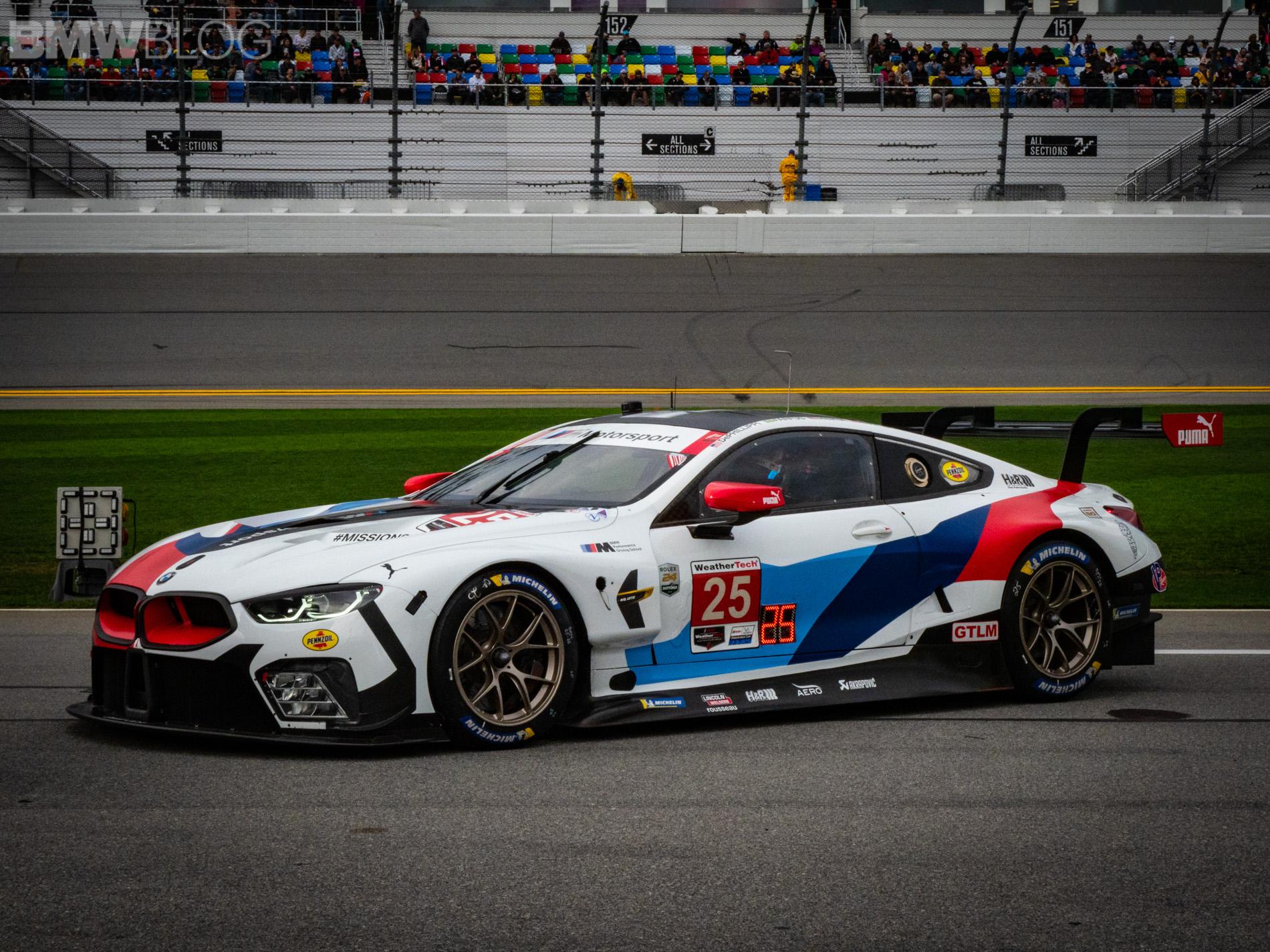 BMW M8 GTE Daytona 2019 31