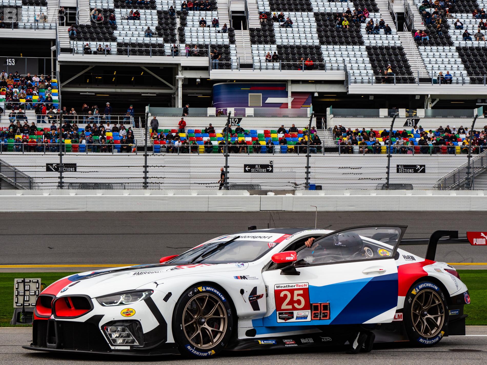 BMW M8 GTE Daytona 2019 33