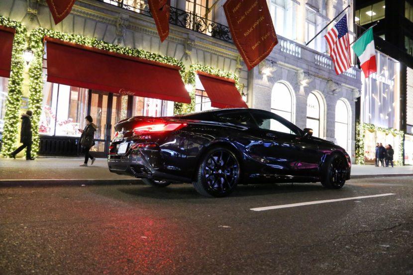 BMW M850i New York City 30 830x553