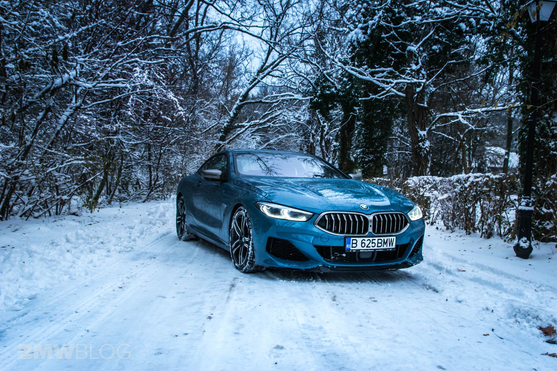 BMW M850i xDrive test review 39