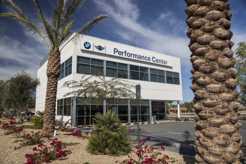 BMW Performance Center West Driving School 10 830x553