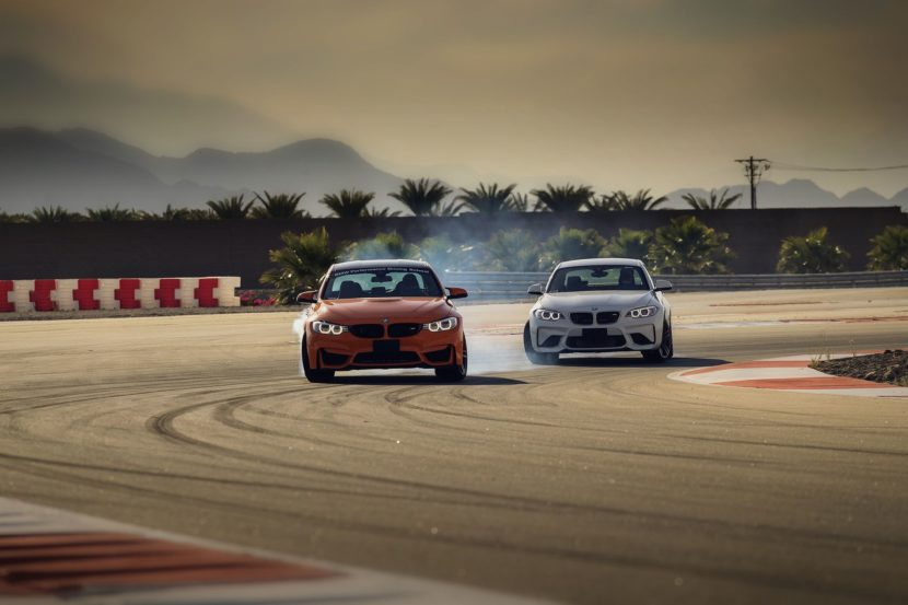 BMW Performance Center West Driving School 12 830x553