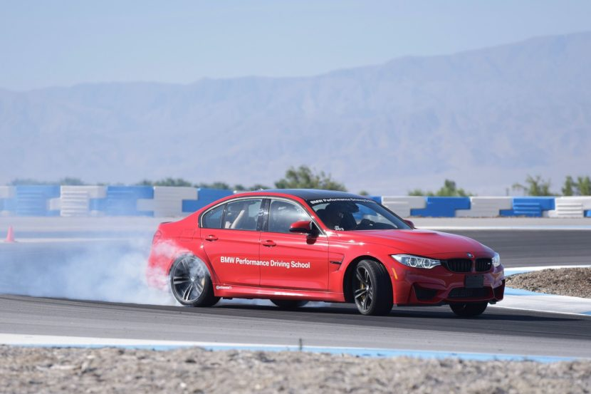 BMW Performance Center West Driving School 28 830x553