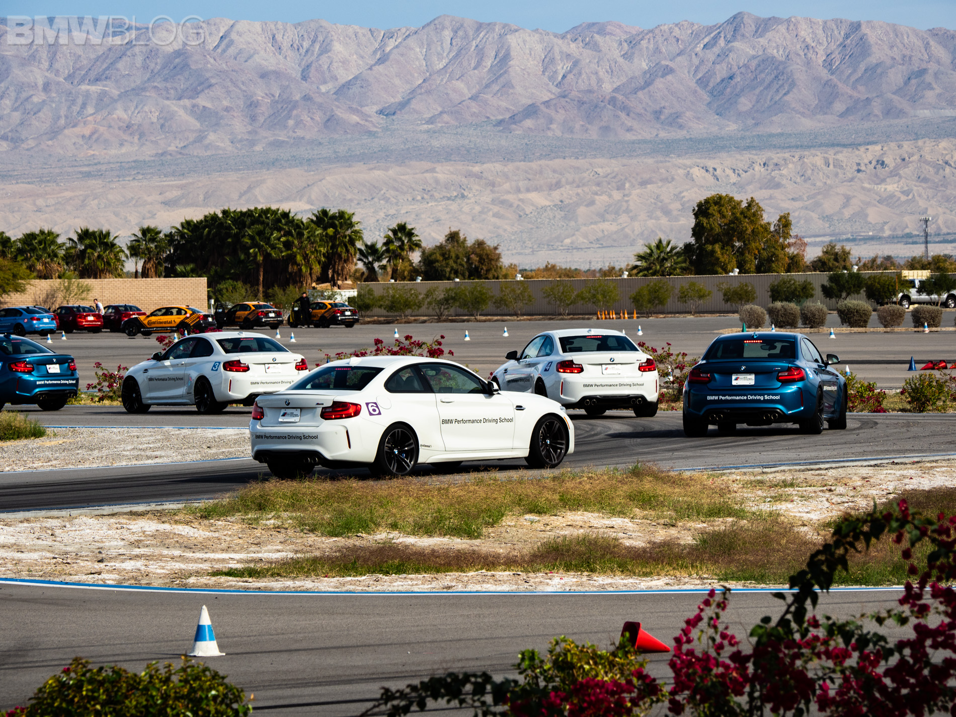 BMW Performance Driving School >> The Perfect Birthday Gift The Bmw M School