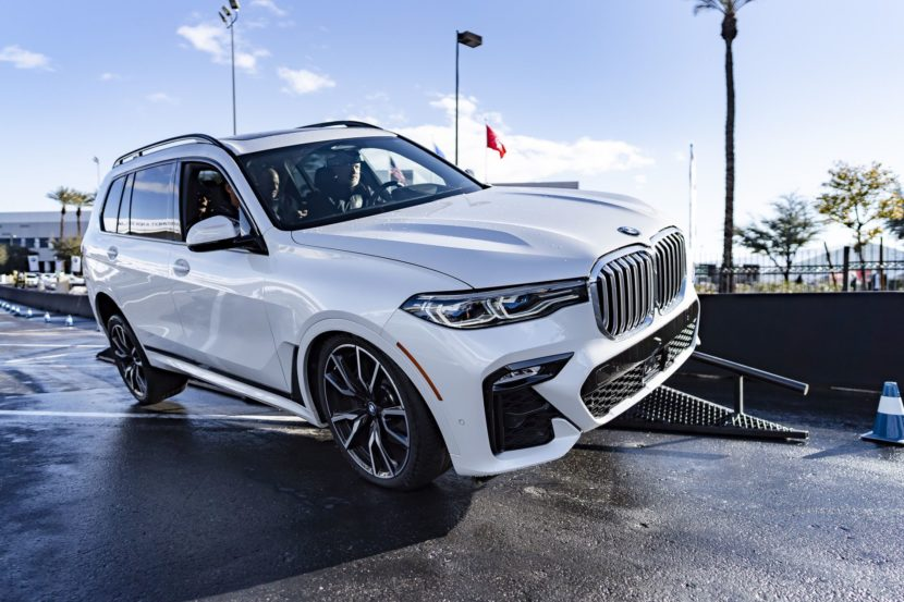 BMW X7 off road CES 2019 01 830x553