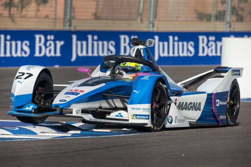 Formula E BMW Marrakesh 12 830x553