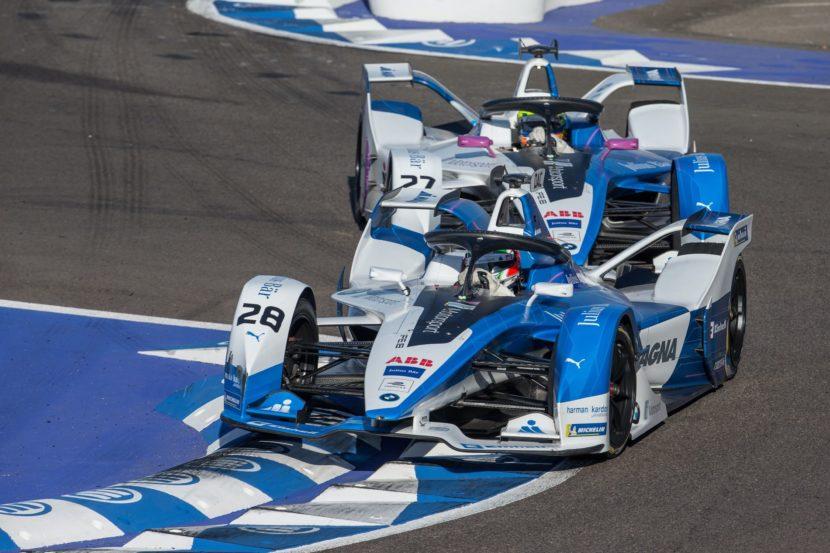 Formula E: A Detailed Recap of the Marrakesh Race for BMW i Motorsport