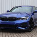 2019 BMW 3er G20 M Performance Tuning Portimao Blau 330i 02 120x120
