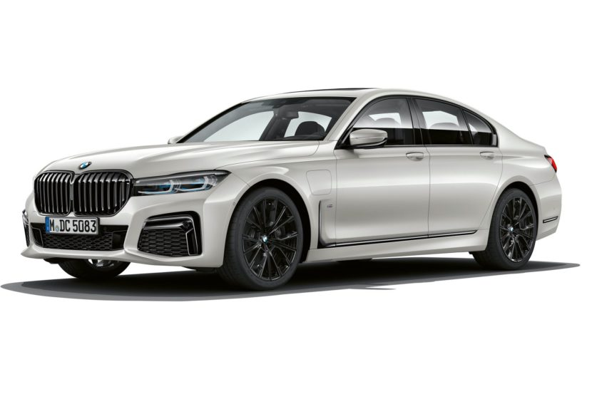 BMW launches new 7-Series PHEVs