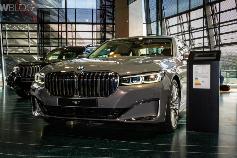 2019 BMW 750i Welt 7 830x553
