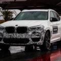 2019 BMW X3 M live images 6 120x120
