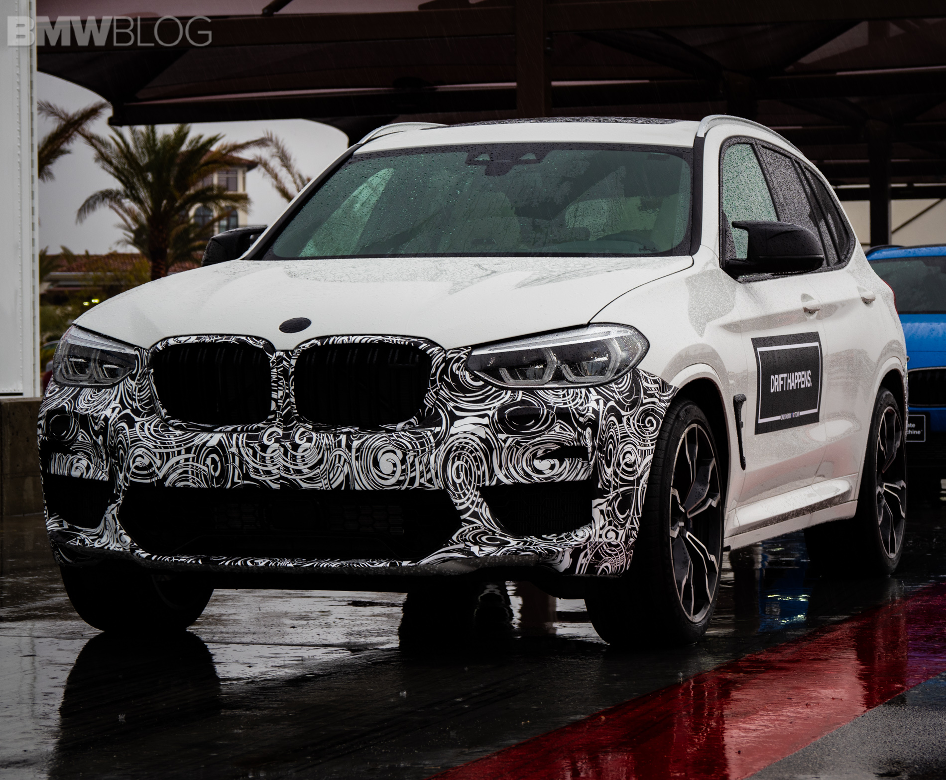 2019 BMW X3 M live images 6