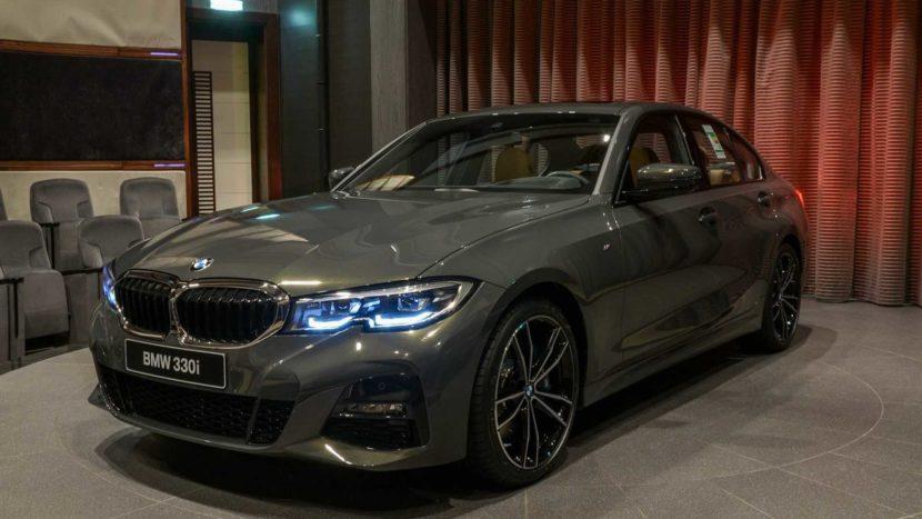 2019 bmw 3 series sedan dravite gray metallic 3 830x467