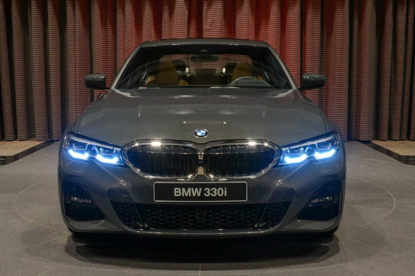 2019 bmw 3 series in dravite grey metallic individual color. Black Bedroom Furniture Sets. Home Design Ideas