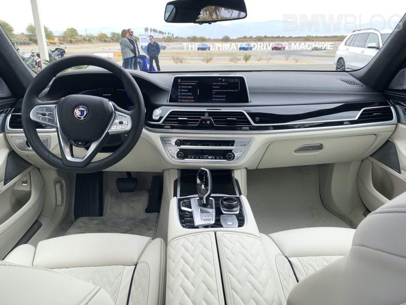 First Live Photos 2020 Alpina B7 Facelift