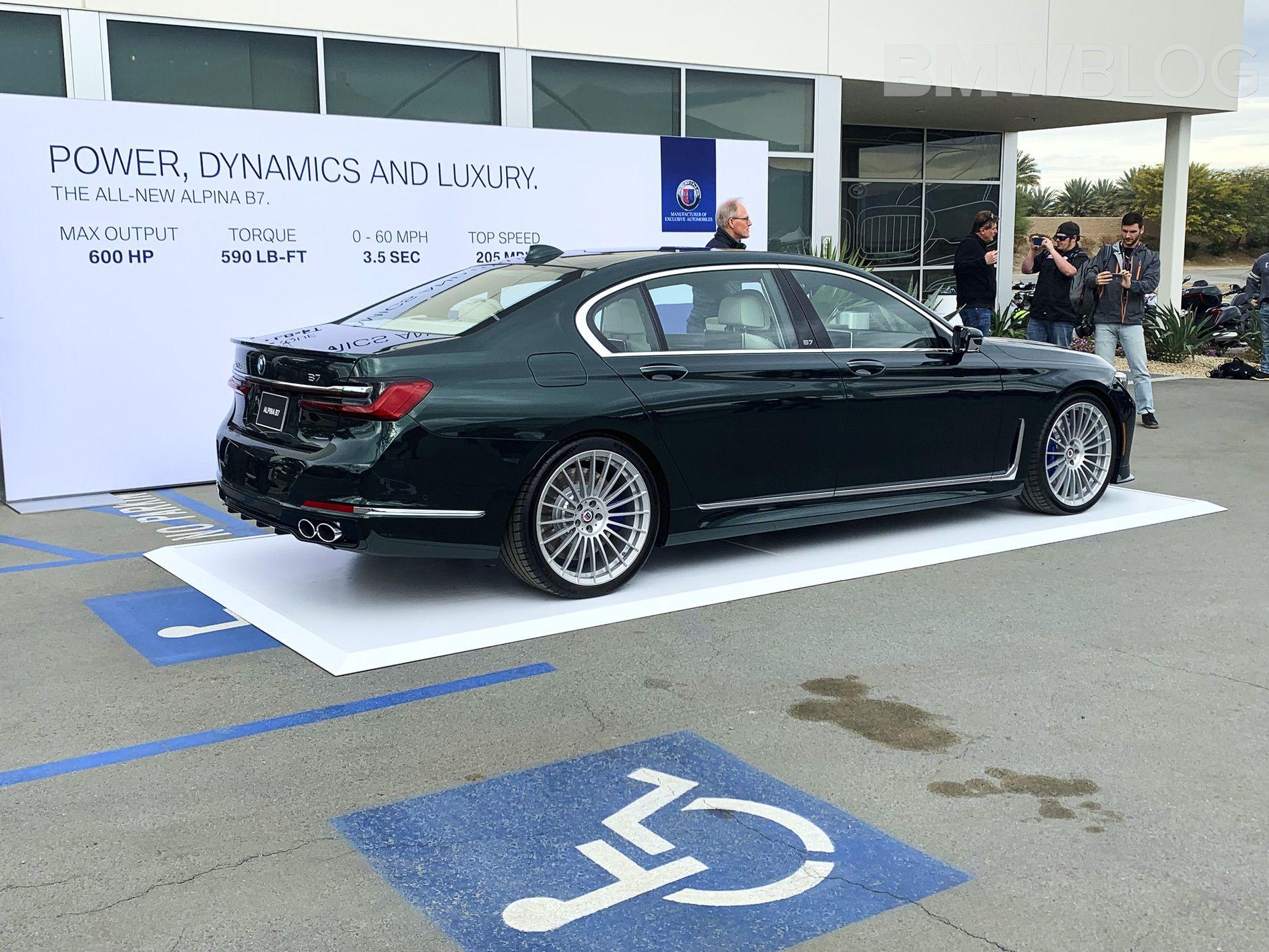 2019 - [BMW] Série 7 restylée  - Page 12 2020-ALPINA-B7-Facelift-20