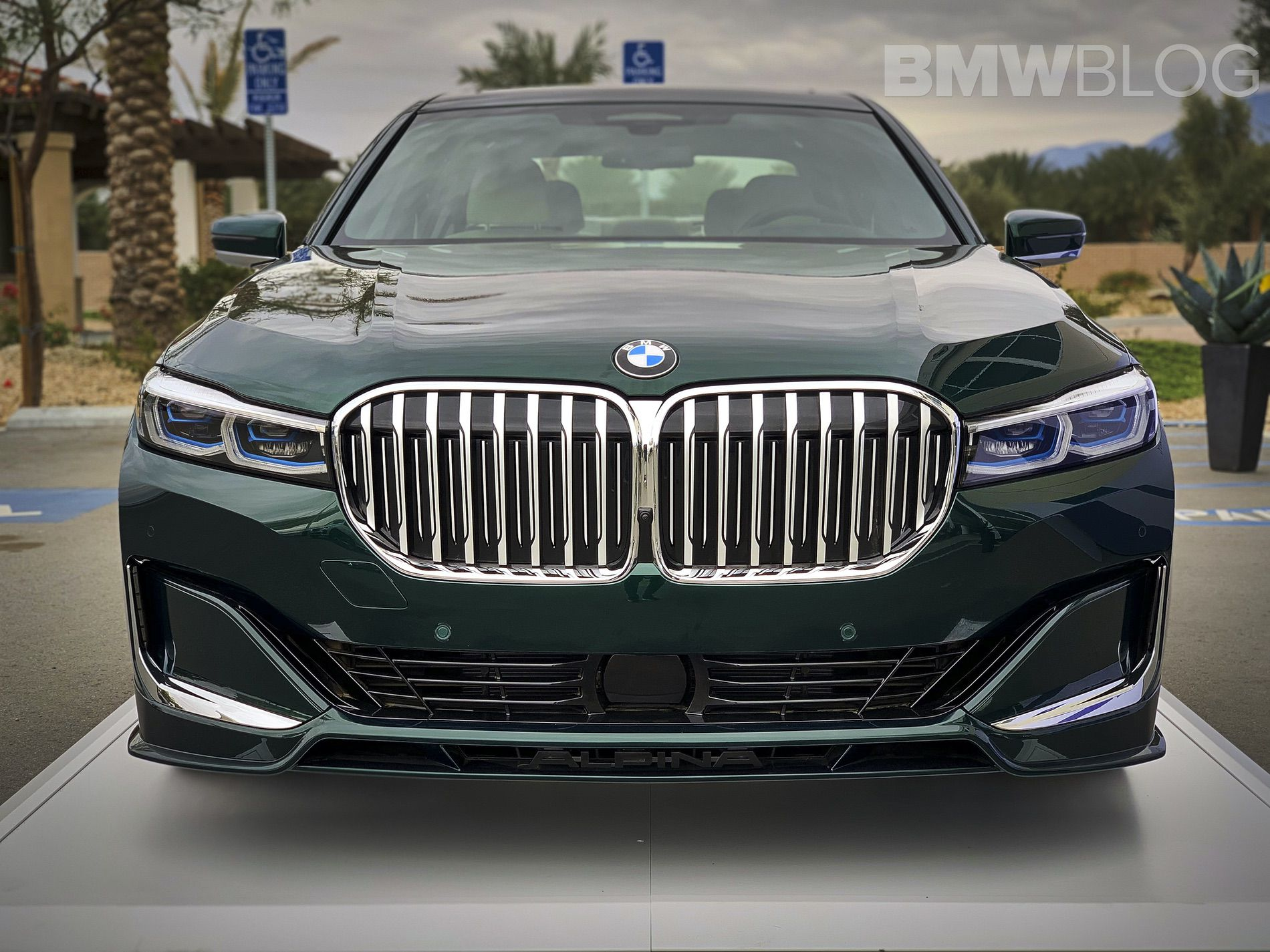 2020 ALPINA B7 Facelift 23