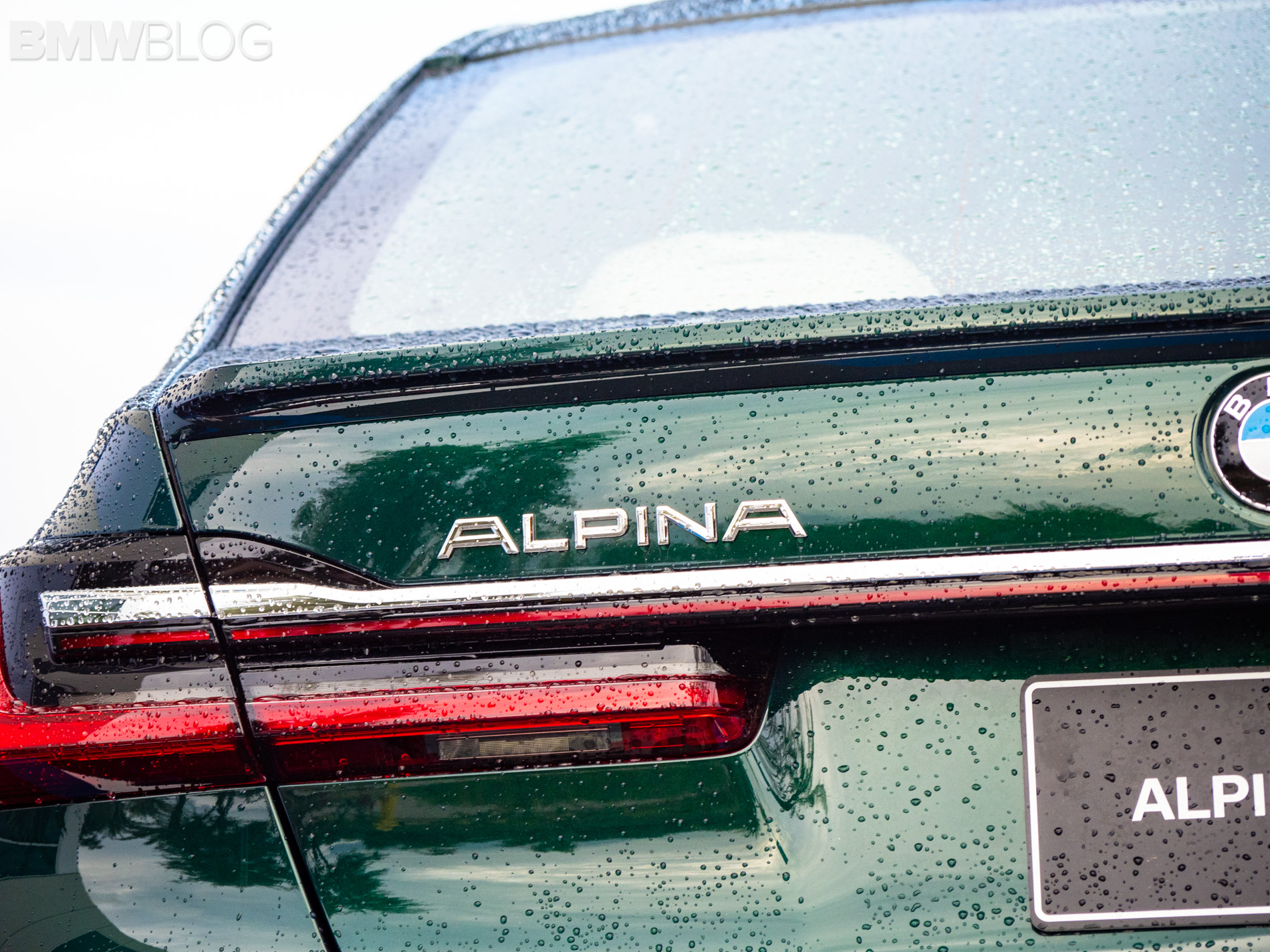 SPIED: New spy shots of the upcoming BMW ALPINA XB7
