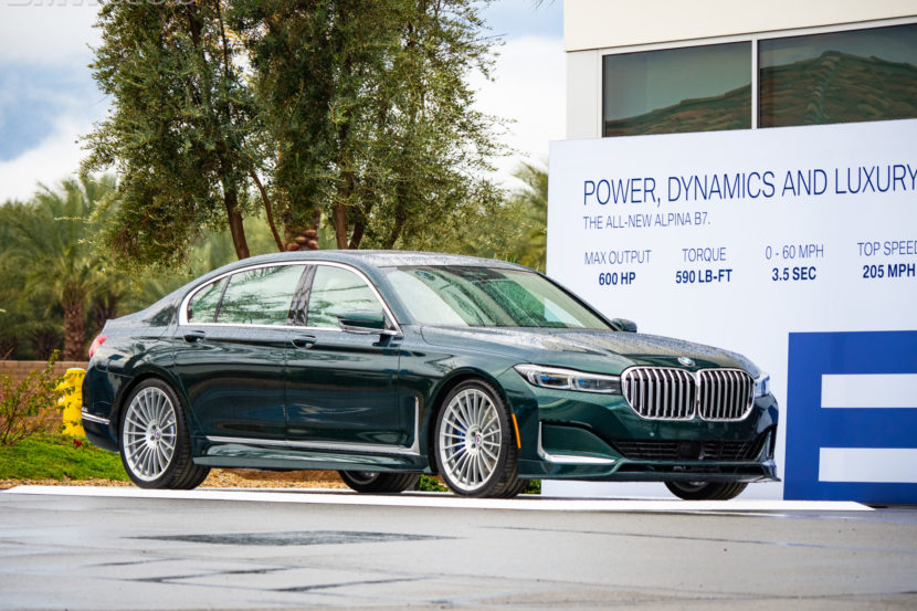 2020 ALPINA B7 Live photos 34 830x553