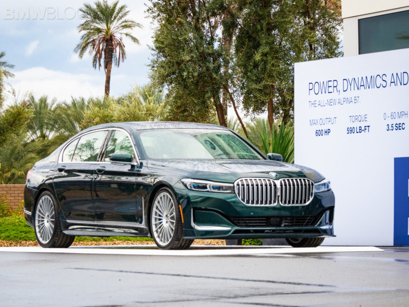 2020 ALPINA B7 Live photos 35 830x623