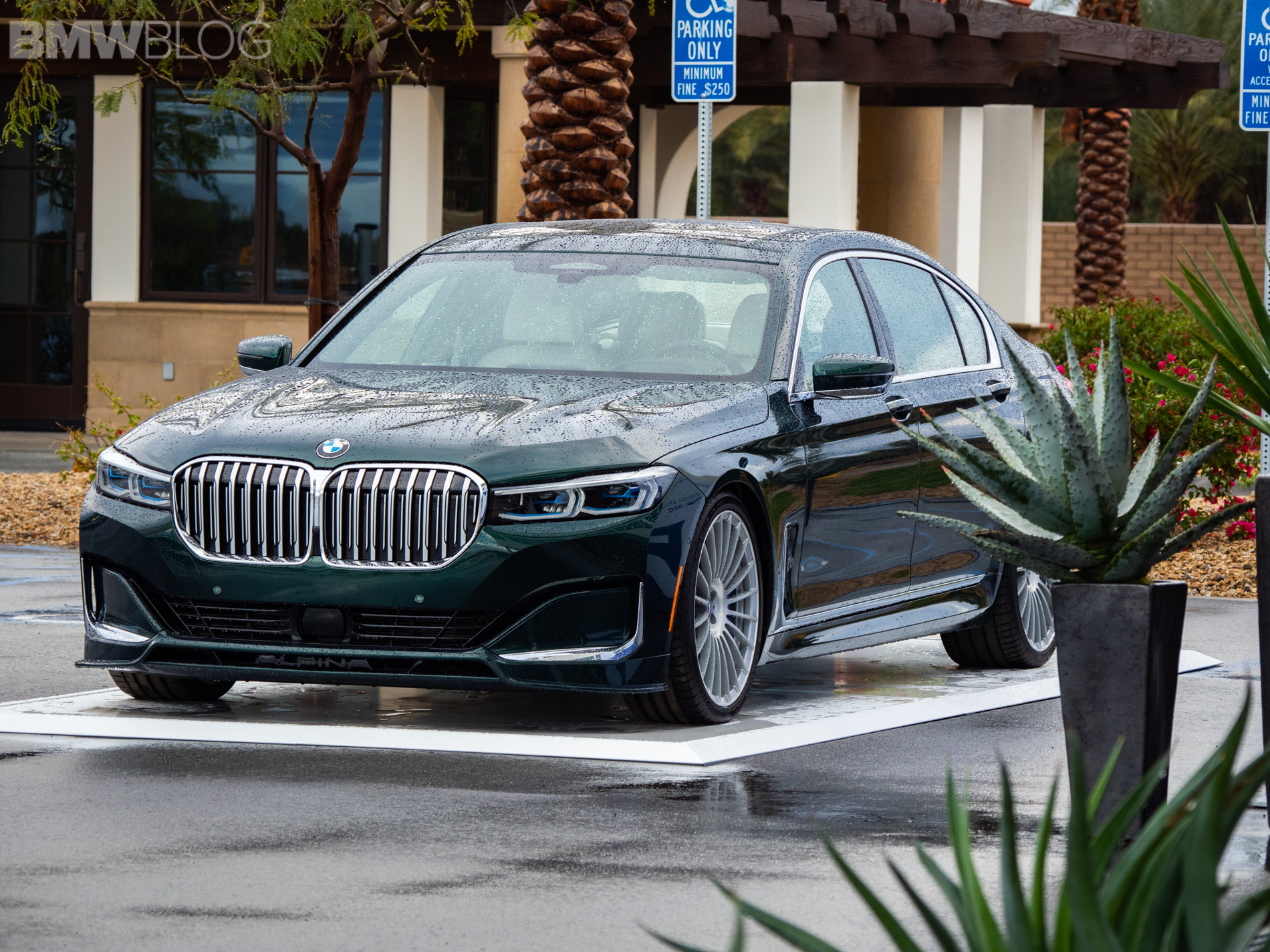 More Real Life Photos Of The Stunning 2020 Alpina B7 In