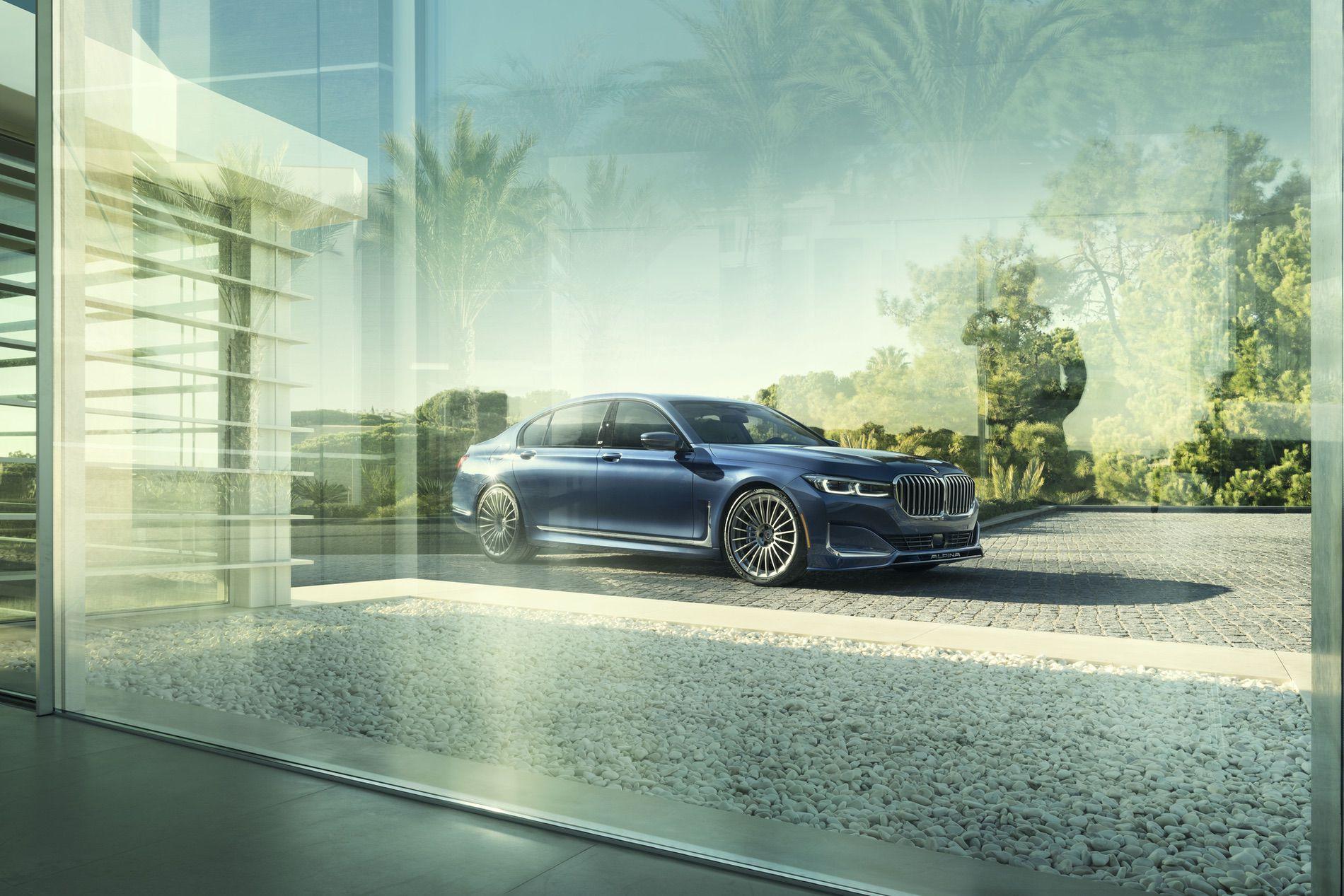 2020 ALPINA B7 xDrive Sedan 01