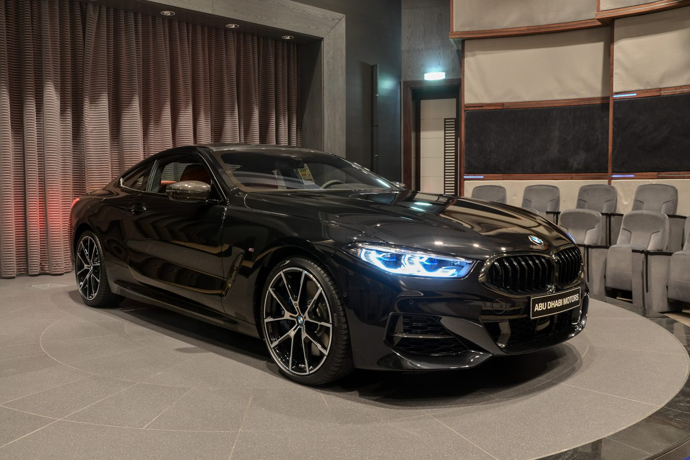 Individual Bmw M850i Arrives In Abu Dhabi Wearing Carbon