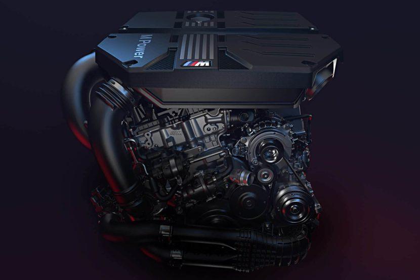 BMW Bi Turbo Engine in the first ever BMW X3 M 2000 830x553