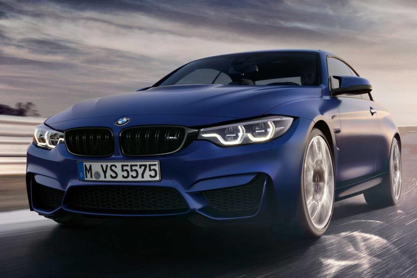 BMW M4 Cabrio 2019 Modellpflege Facelift Frozen Dark Blue II F83 LCI 01 830x553